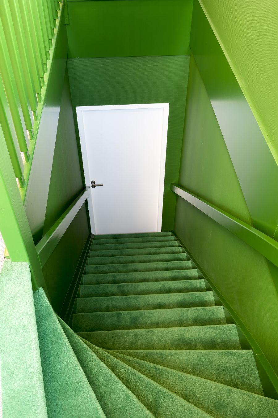 Plantum trappenhuis