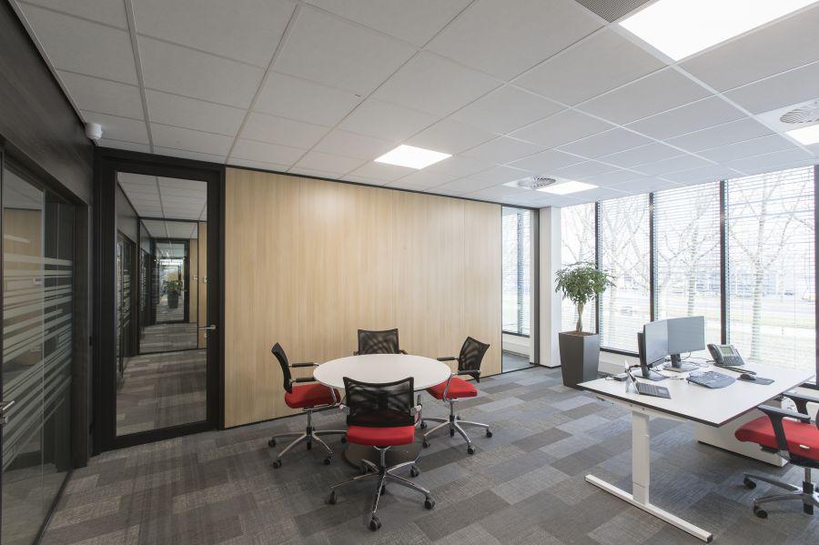 Gunco Rotterdam kantoor doorkijk